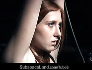 Innocent Slave Girl Punished For Not Obey