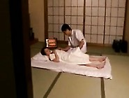 Oriental Beauty With Big Natural Boobs Gets Massaged And Fu
