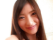 Hottest Japanese Model Haruki Ichinose In Horny Striptease,  Coug