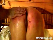 Merciless Spanking Of Mature Woman By Bdsmplaymate1