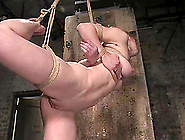Blonde Tawni Ryden Gets Tied Up And Dominated By A Janitor