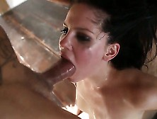 Wonderful Bobbi Starr Is Sucking An Huge Dick Of The Nacho Vidal