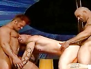 Bizarre Bisexual Act With Hot Men, One Even Has A Real Pussy