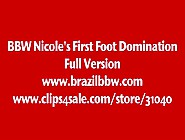 Vieja Gorda Brasil Feet