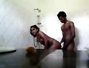 Sri Lankan Couple Having Fun