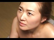 Japanes Milf Fucking Hard On The Floor And Loving It