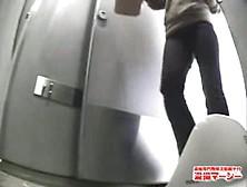 Asian Girls Puking On Toilet Hidden 4