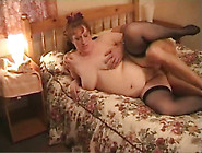 Extremely Fat Mature Bitch Blows Dick And Gets Her Meaty Twat Na