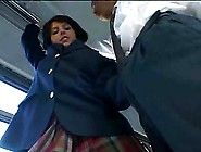 Groping - Handjob And Bj On Public Bus