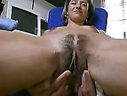 Insane German Slut Shows Her Pussy Depth To The Buddy