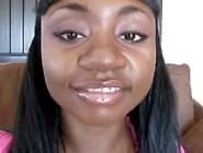 Cream Pie Cute Black Girl