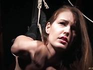 Teen Girl Get Bondage Fuck!
