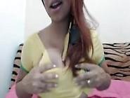 A Musa Do Brasil Dá Um Show Na Webcam