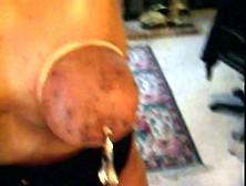 Brutal Udder Torture