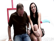 Ashli orion Scared To Get Imminently Fucked By A Fat Dick