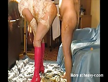 Master And Sissy Scat And Piss