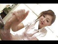 Japanese Nurse Blowjob,  Creampie Ss001