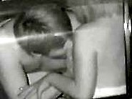 Amateur Car Sex Shoot By Infrared Camera
