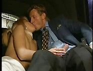 Dina Pearl Anal In Limo!