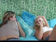 Pretty Lesbian Sweethearts Plugging Roy