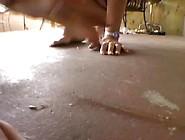 Julia And Natalya's Barefoot Cricket Crush