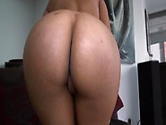 Latina Maid Sucks A Cock After She Is Done Cleaning The Room