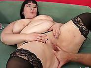 Alexxxis Allure Sexy Plumper Takes Fat Dick And Eats Cum