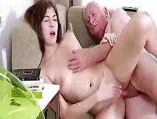 Best Amateur Cunnilingus,  Brunette Sex Scene