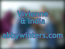 Abby Winters - Intimate Moments - India