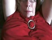 Grannie Creampie In The Ass