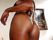 Black Girl Sucks And Fucks Bbc (Camaster)