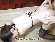 Eye Winking Thai Anal Bimbo