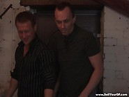 Two Young Guys Dip Their Sticks Into A Cock Loving Milf.
