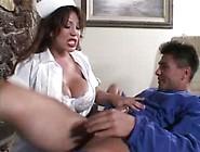 Silk Satin Lace And Cosplay Movies - Ava Devine - Nurse
