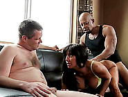 Shane Diesel Bangs Tara Holiday's Pussy Doggystyle