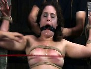 Master Is Torturing Babe's Pussy