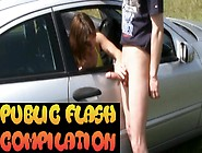 Public Flash Compilation Masturbating For Stranger Girls