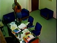 Indian Mms Scandals Of Firm Director Caught By Hidden Cam During