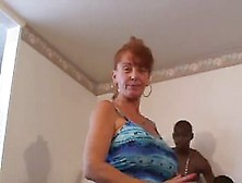 Big Tittied Mature Fucked Sideways