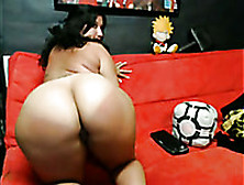 Horn-Mad Brunette Bbw Exposed And Teased Her Wet Hungry Meaty Pu