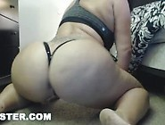 Camster - Thick And Curvy Latina Camgirl With Big Ass And Big Ti
