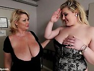Bbw Cougar Dildos Sexy Plump Busty Babe In Hotel Room
