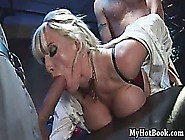 Danny D & Rebecca Moore Anal Group Sex