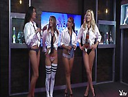 Hot Babes In The Sudio @ Season 15 Ep.  715