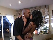 Kapri Styles Has Got Laid Huge And Facialed By The Erotic Ebony