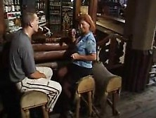 Hot Mature Smoking And Banging In Bar