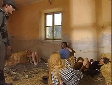Girls Held Captive,  Military Rape Porn