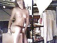 Hot College Girl Dances Nude On Webcam In Her Dorm Room