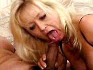 Blond Mature Mother Seduces Her Sons Best Friend