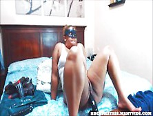 Omg! I Wrecked My Asshole With My Huge Dildo Nearly Prolapsed!